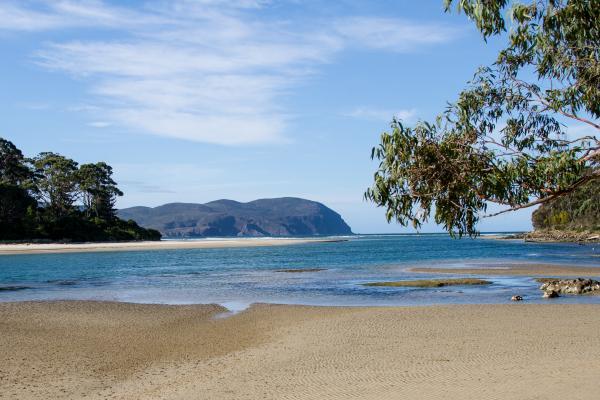 Cloudy Bay, Bruny Island - Inala Nature Tours