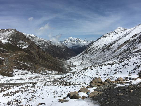 Balang Mountain Pass - Tonia Cochran - China Sichuan - Inala Nature Tours