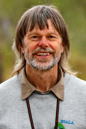 Dr Andrew Hingston - Inala Nature Tours Guide