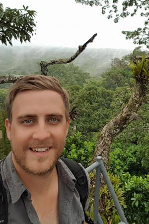 Matt Cornish - Inala Nature Tours - Specialist Nature Guide