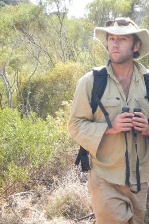 Angus McNab - Specialist Guide - Inala Nature Tours